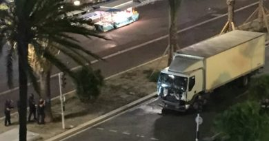 France terror attack - at least 80 killed