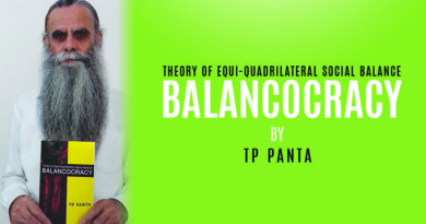 Interview with Author TP Panta
