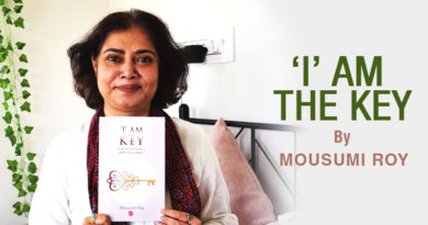 I am the Key by Mousumi Roy